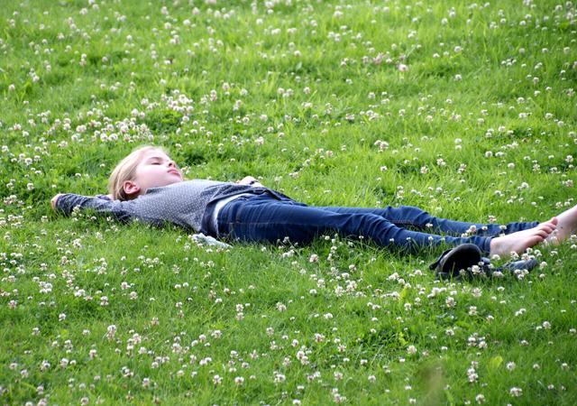 Rasende Entspannung