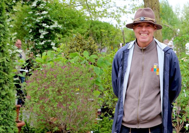Jörg Käding unterstützt Sie bei der Gestaltung Ihres Gartens.